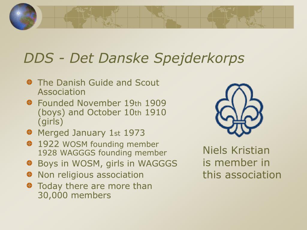 DDS - Det Danske Spejderkorps