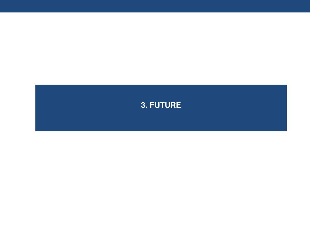 3. FUTURE