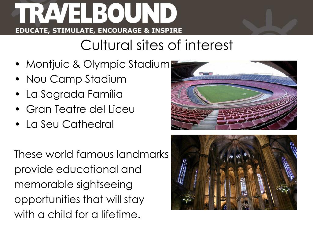 Cultural sites of interest