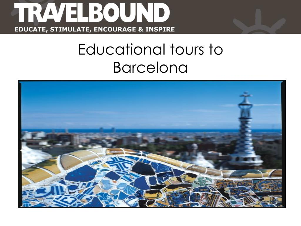 Educational tours to
