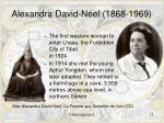 alexandra david n el 1868 1969