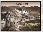 lhasa 1924