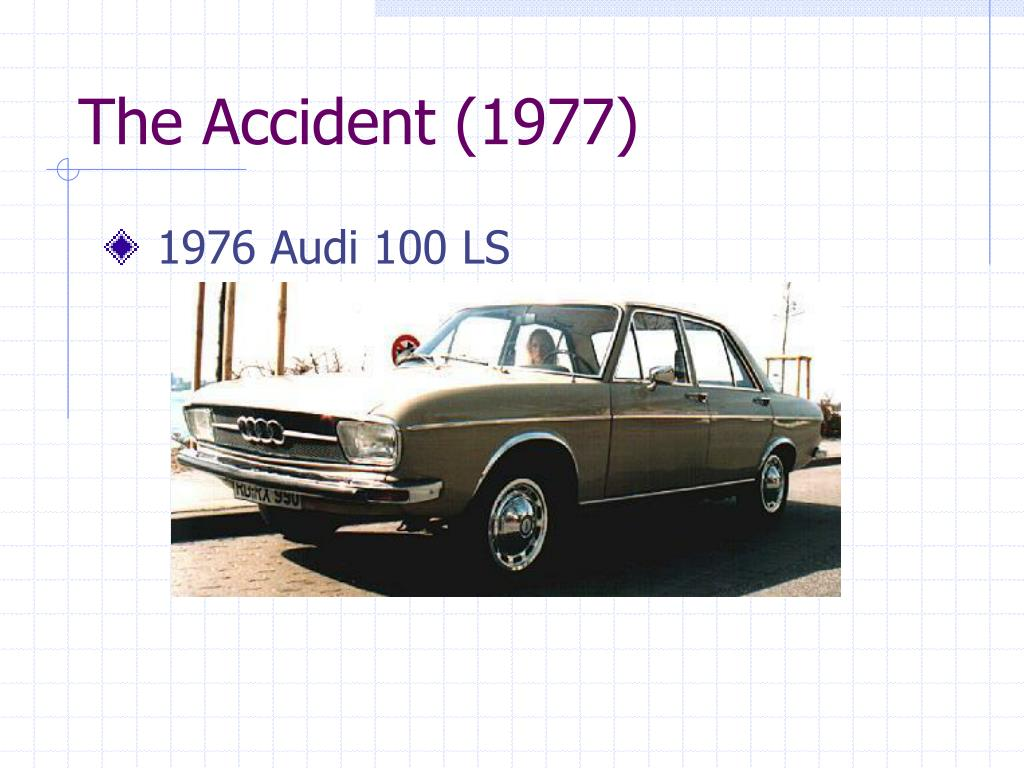 The Accident (1977)