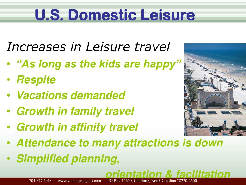 U.S. Domestic Leisure