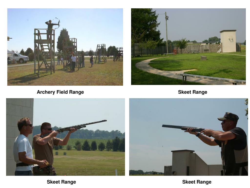 Archery Field Range