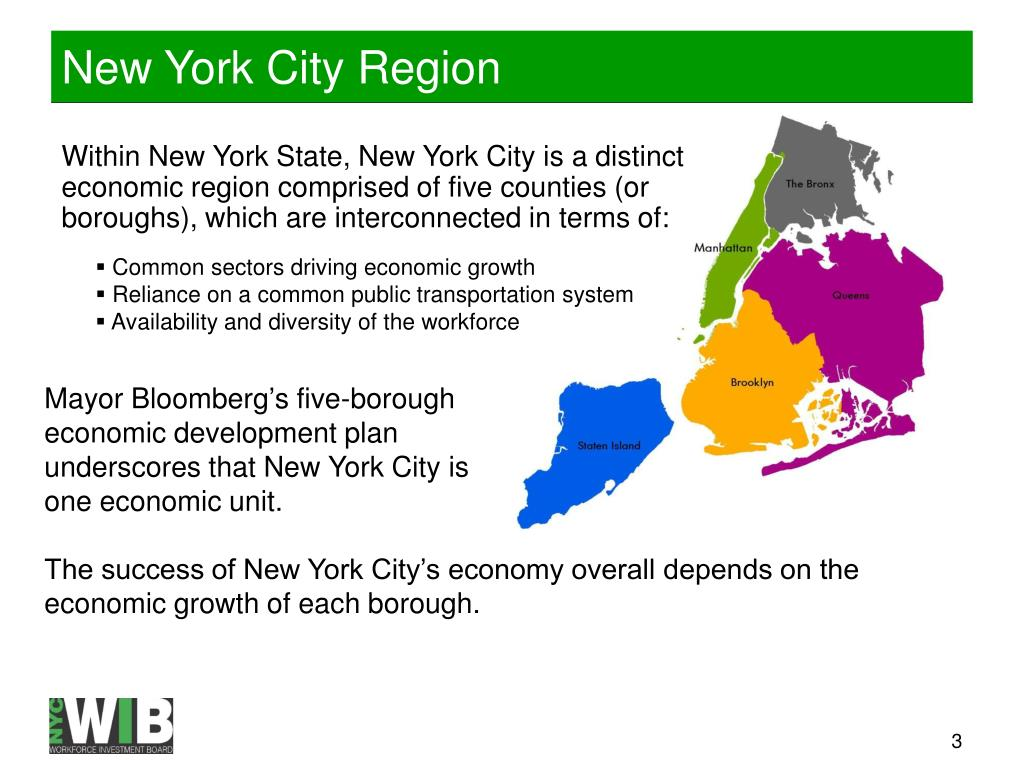 New York City Region