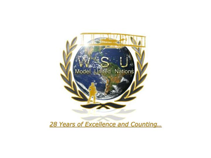 28 Years of Excellence and Counting…