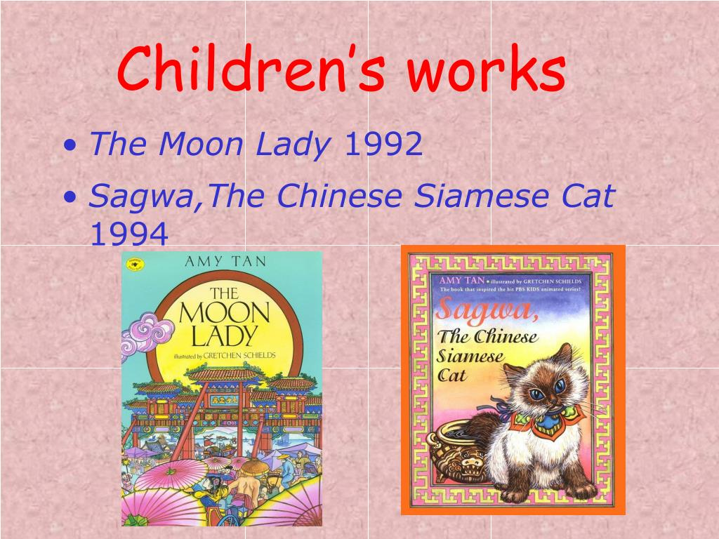 Children's works