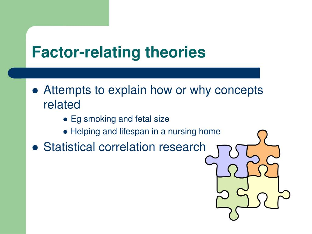 research on situational factors that correlate with smoking behavior Correlation and causation, closely related to confounding variables, is the incorrect assumption that because something correlates, there is a causal relationship.
