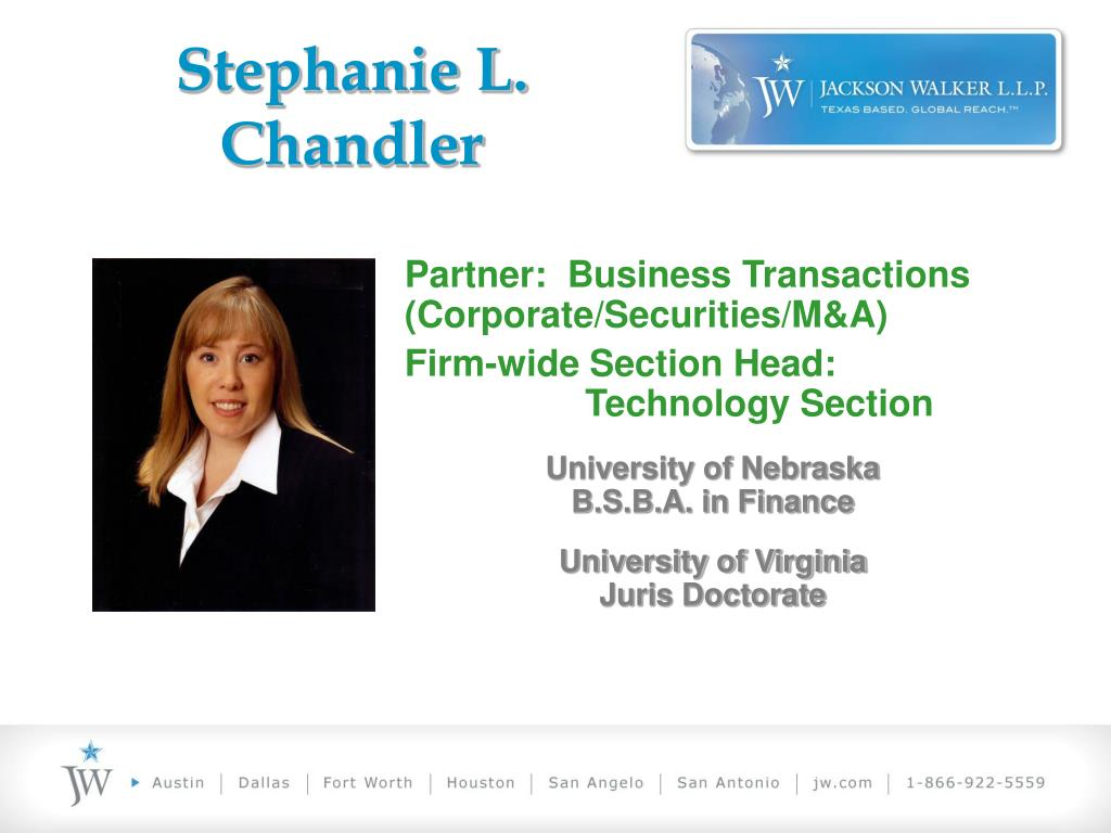 Stephanie L. Chandler