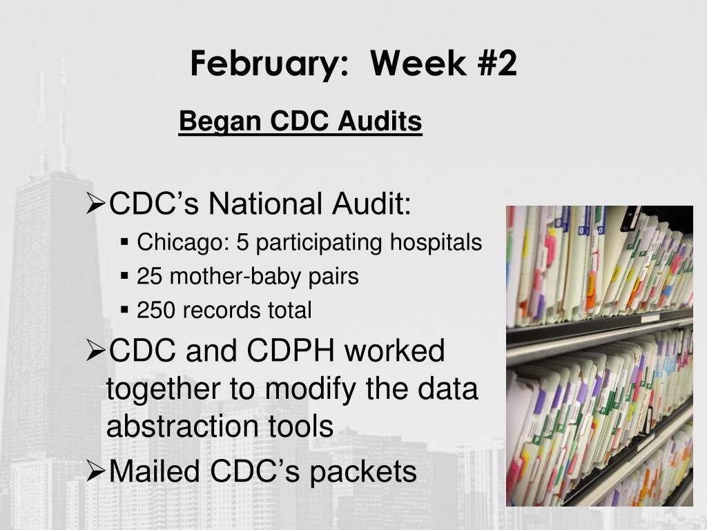 February:  Week #2