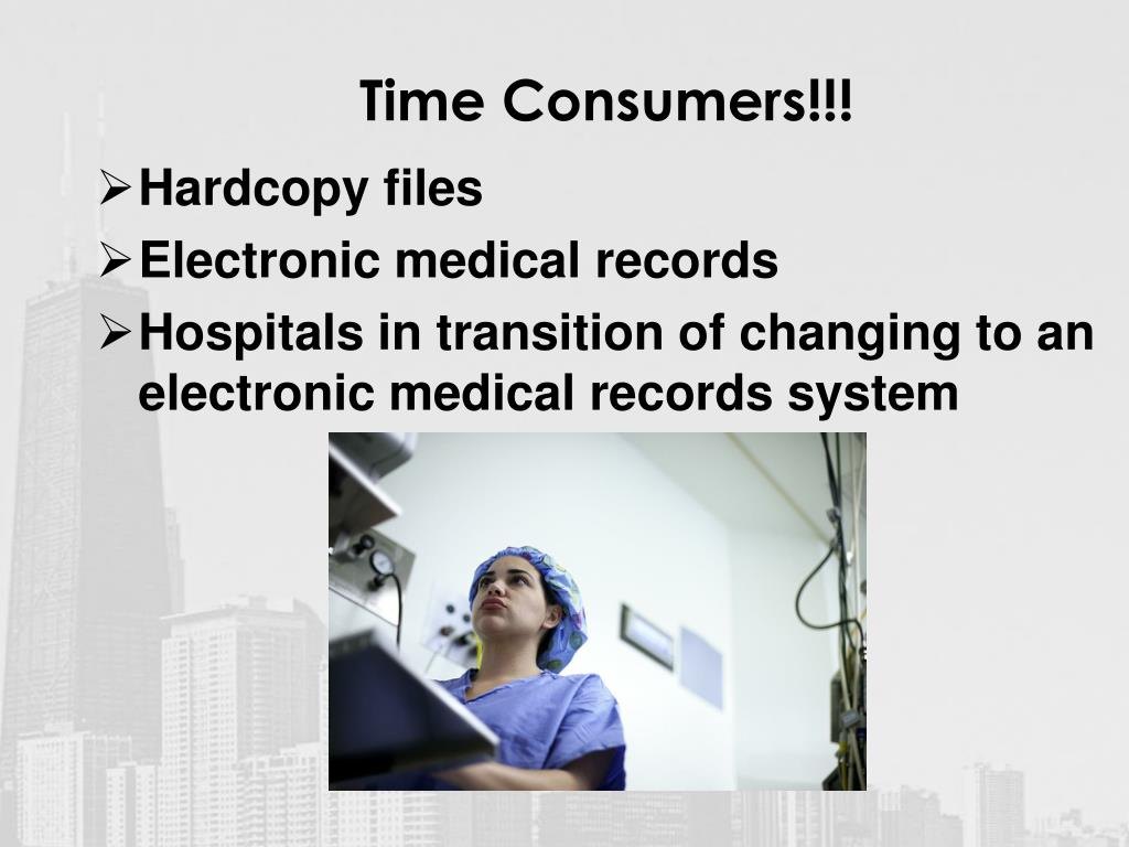 Time Consumers!!!