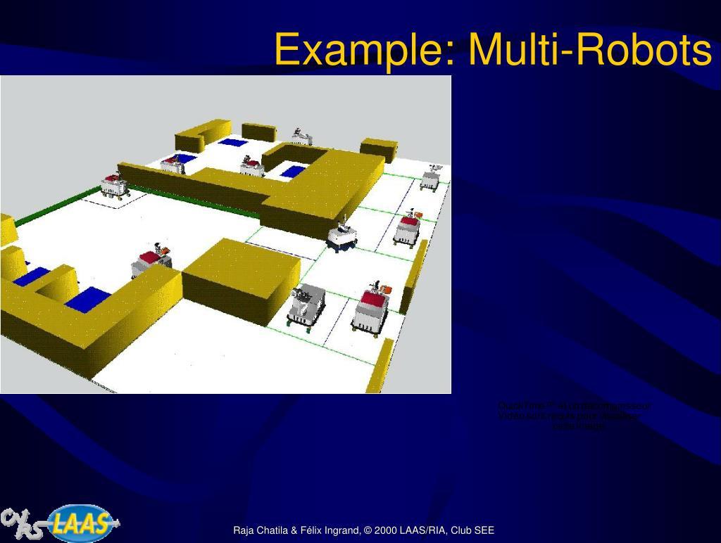 Example: Multi-Robots
