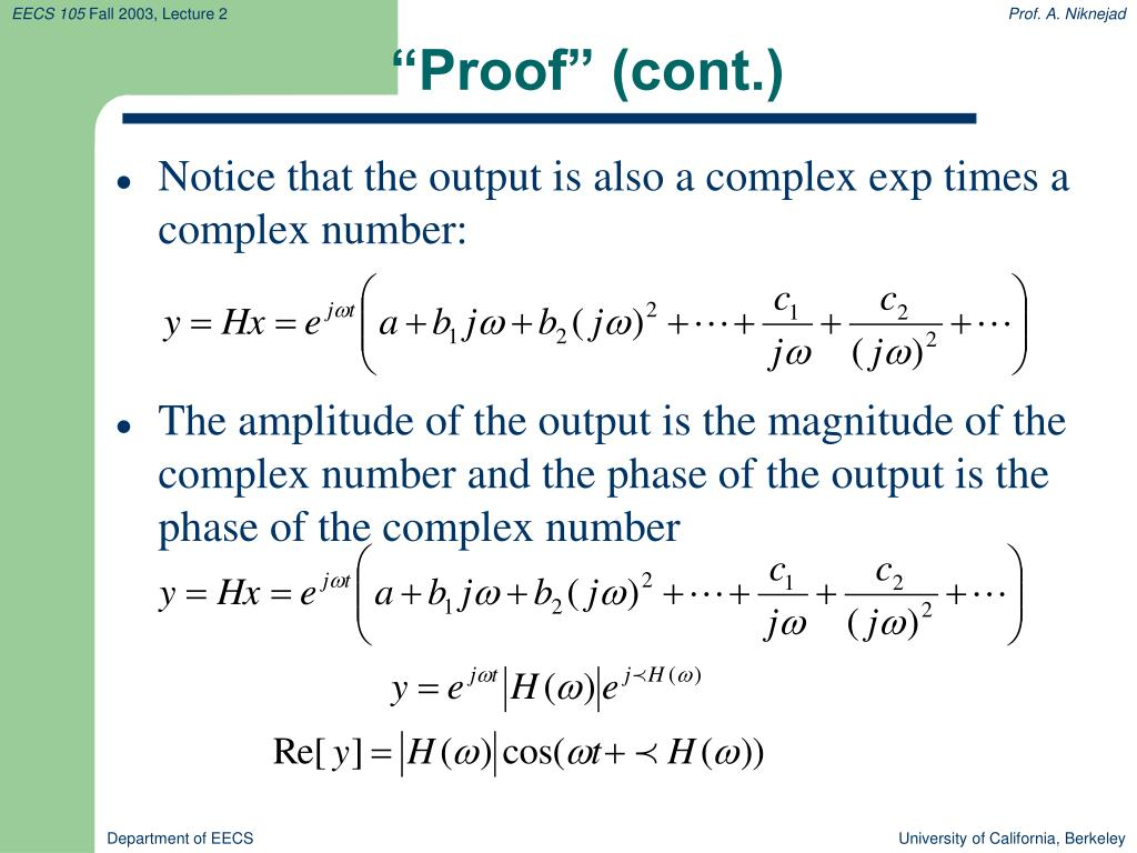 """""""Proof"""" (cont.)"""
