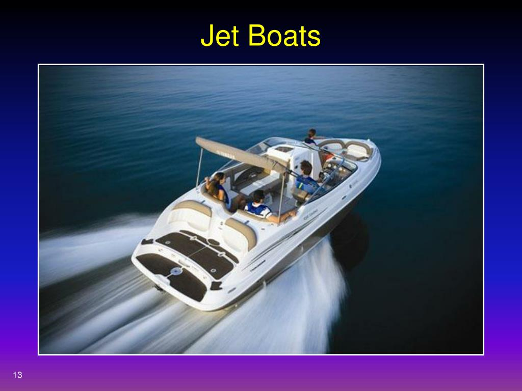 Jet Boats