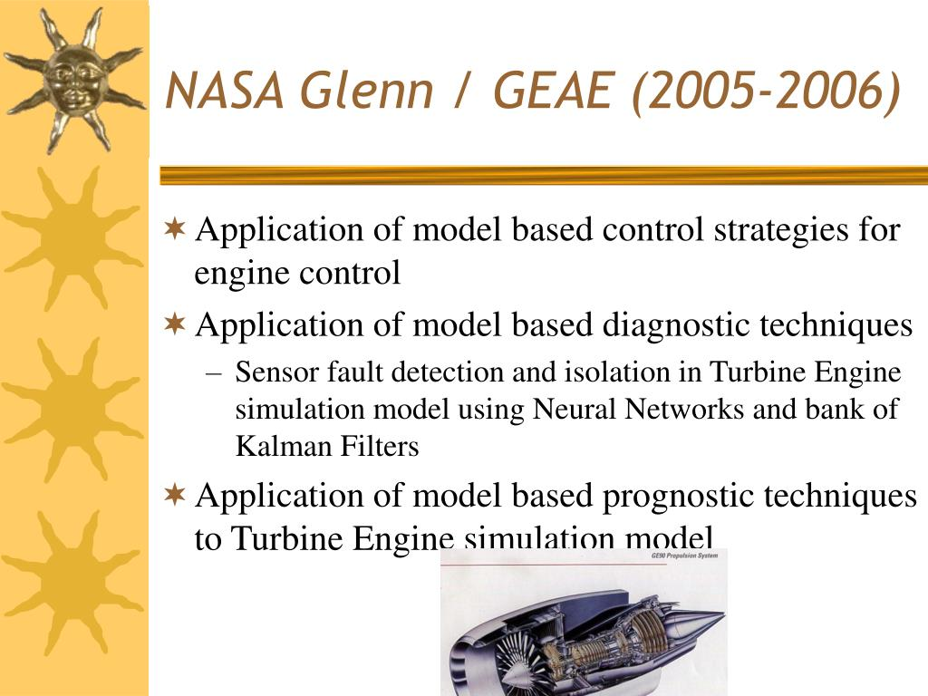 NASA Glenn / GEAE (2005-2006)