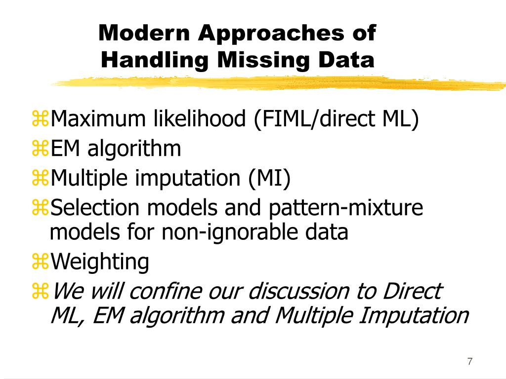 Dummy Variable: Dummy Variable Missing Data