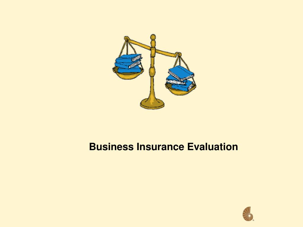 Business Insurance Evaluation