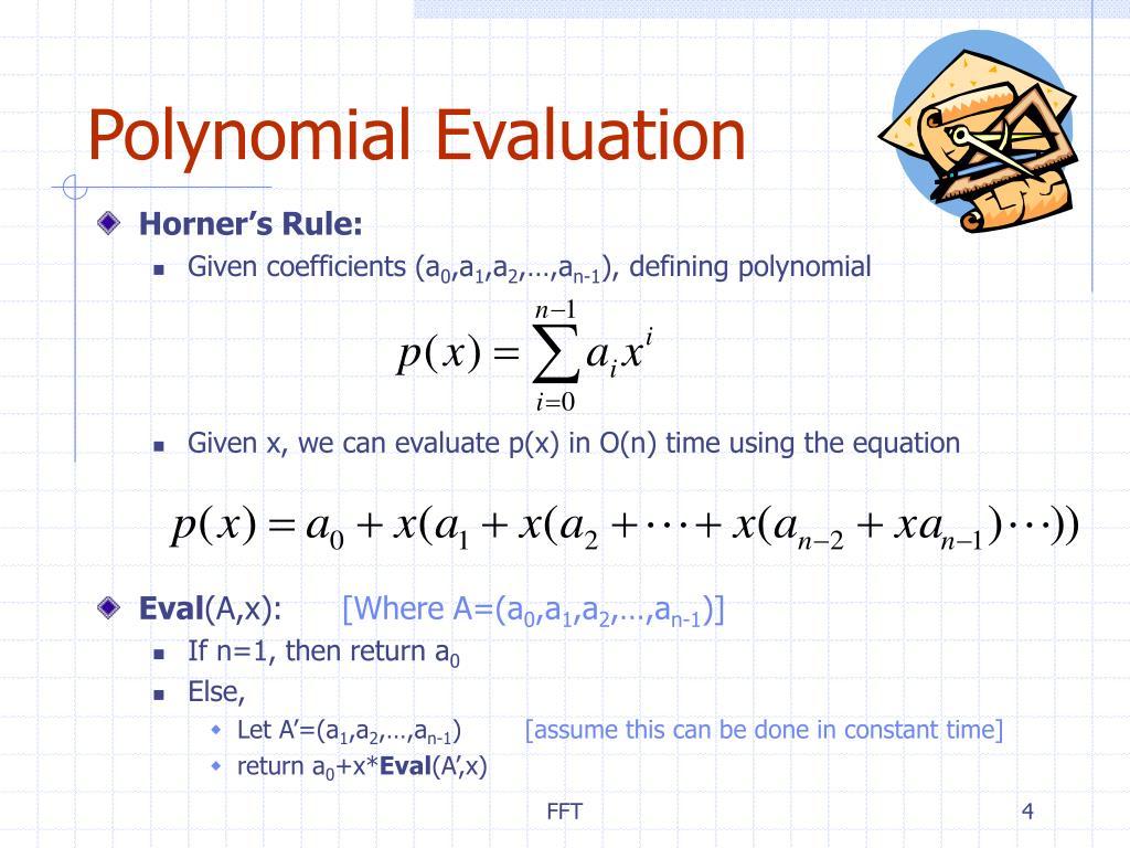 Polynomial Evaluation