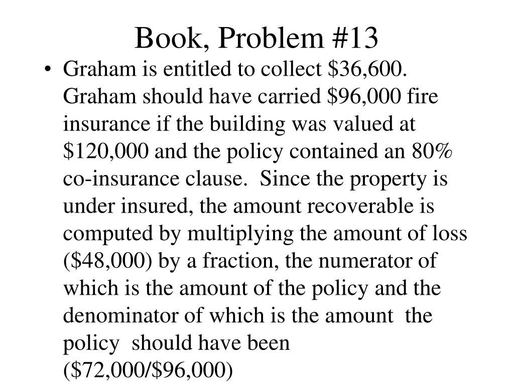Book, Problem #13