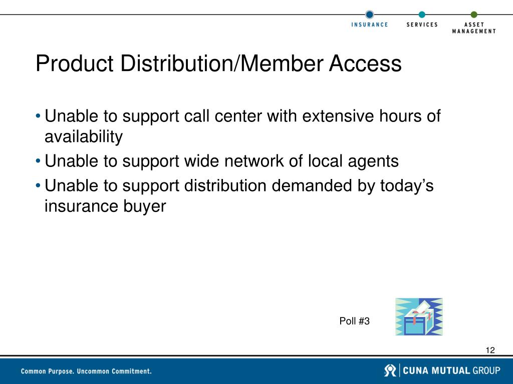Product Distribution/Member Access