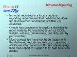 intrastat reporting