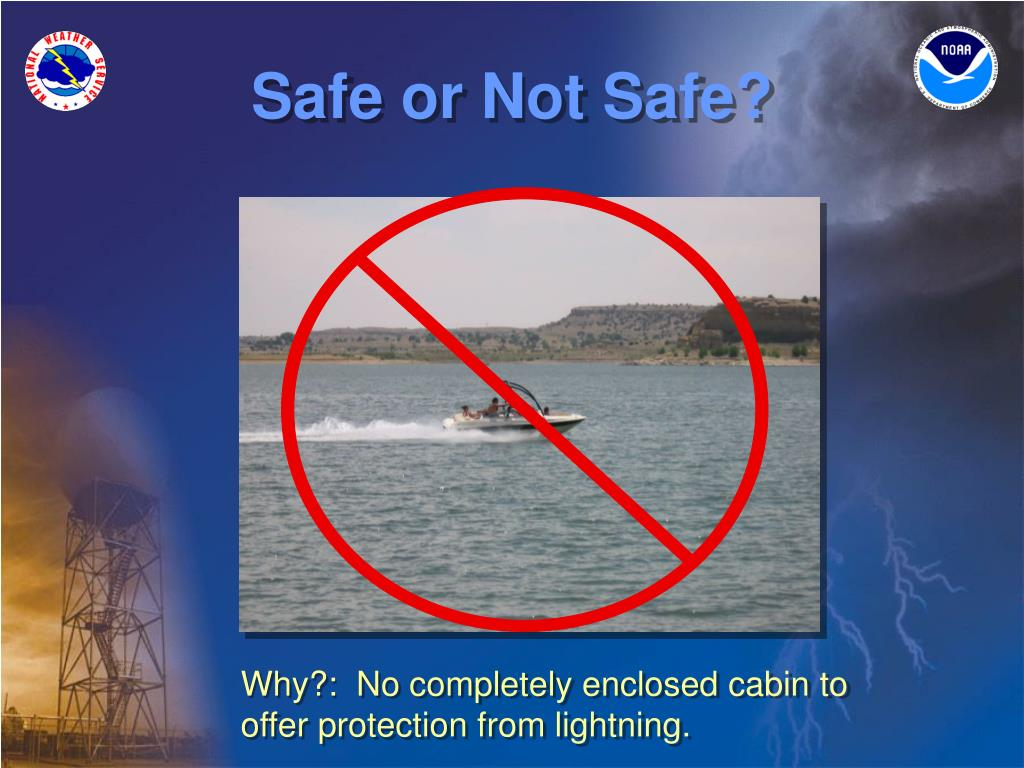 Safe or Not Safe?