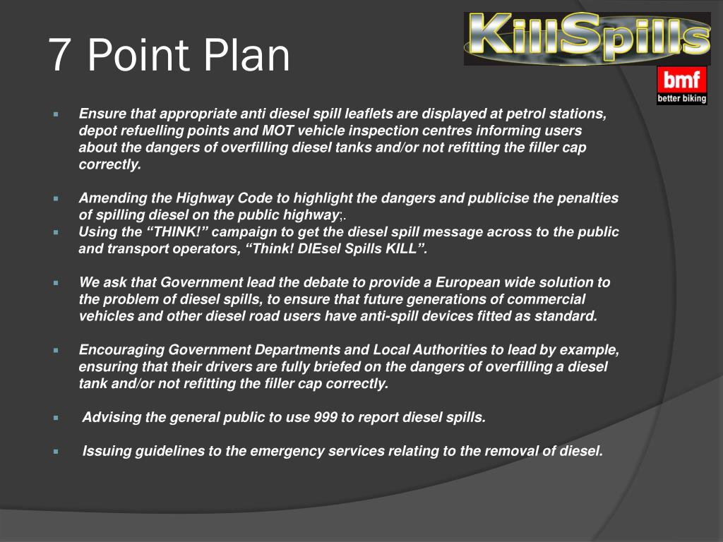 7 Point Plan