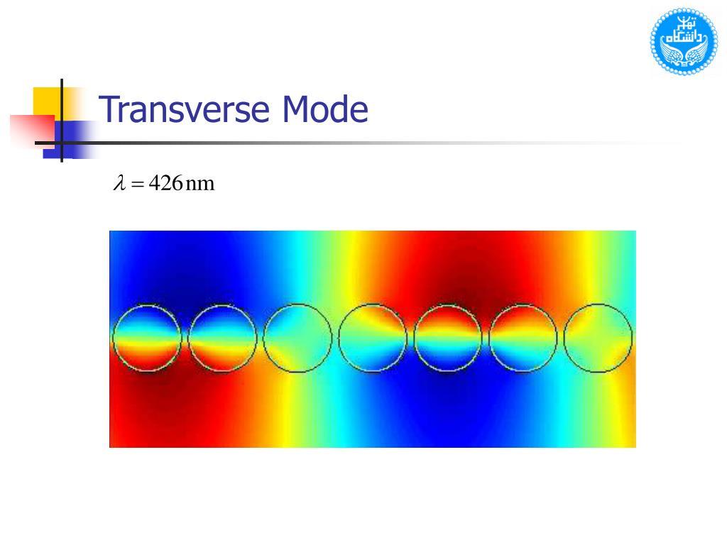 Transverse Mode