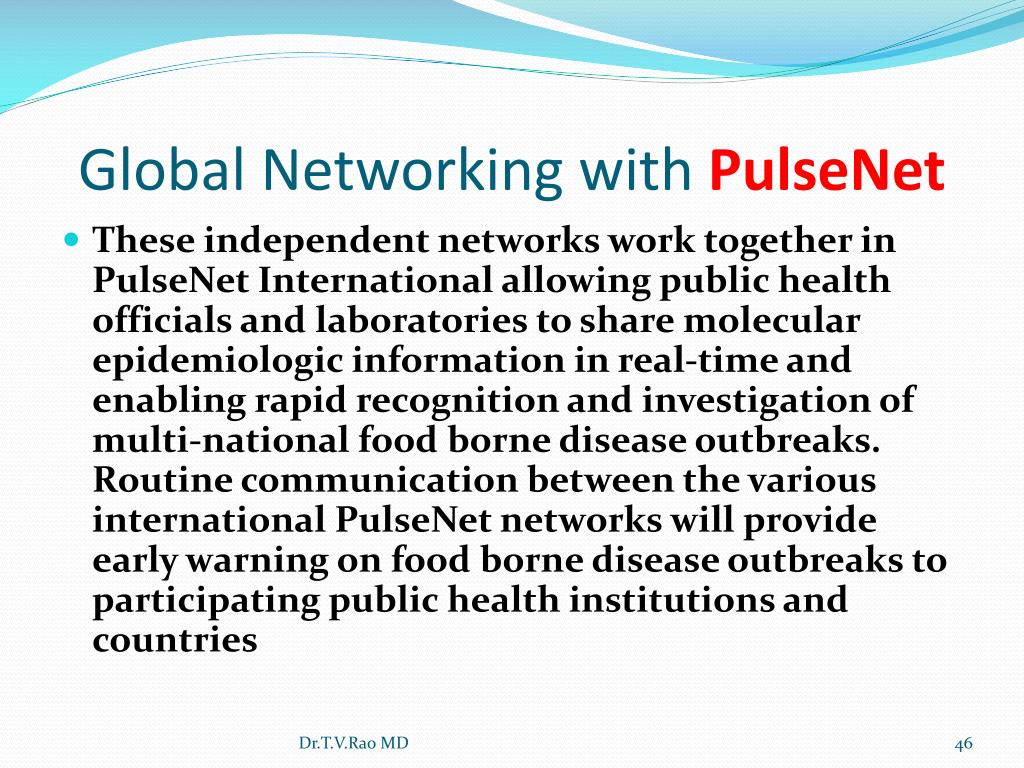 Global Networking with