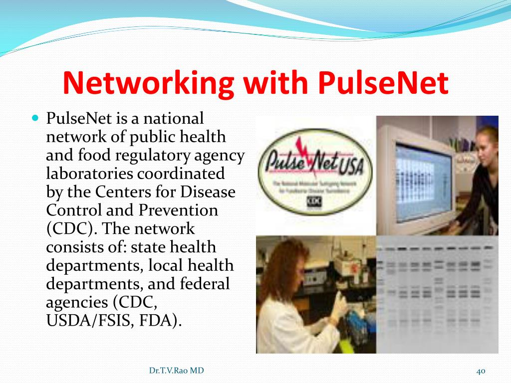 Networking with PulseNet