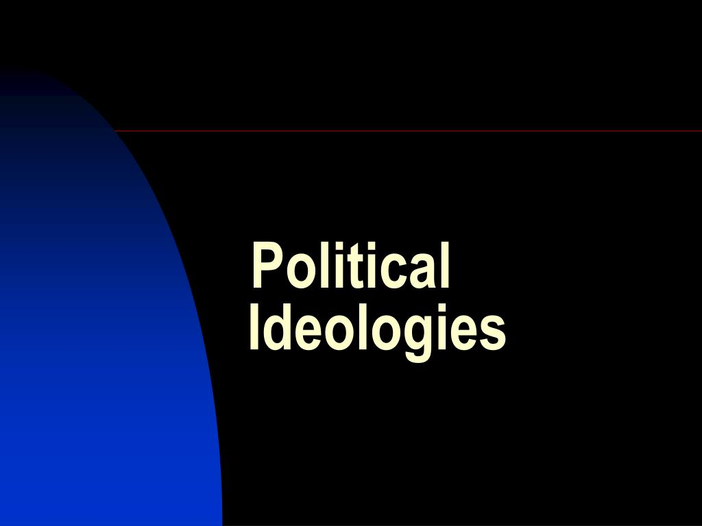 impact of political ideologies on education policy essay What is the effect of political institutions on economic performance using an econometric model with a sample of 109 countries, carlos pereira and vladimir teles find that political institutions fundamentally impact developing democracies and their economic performance.