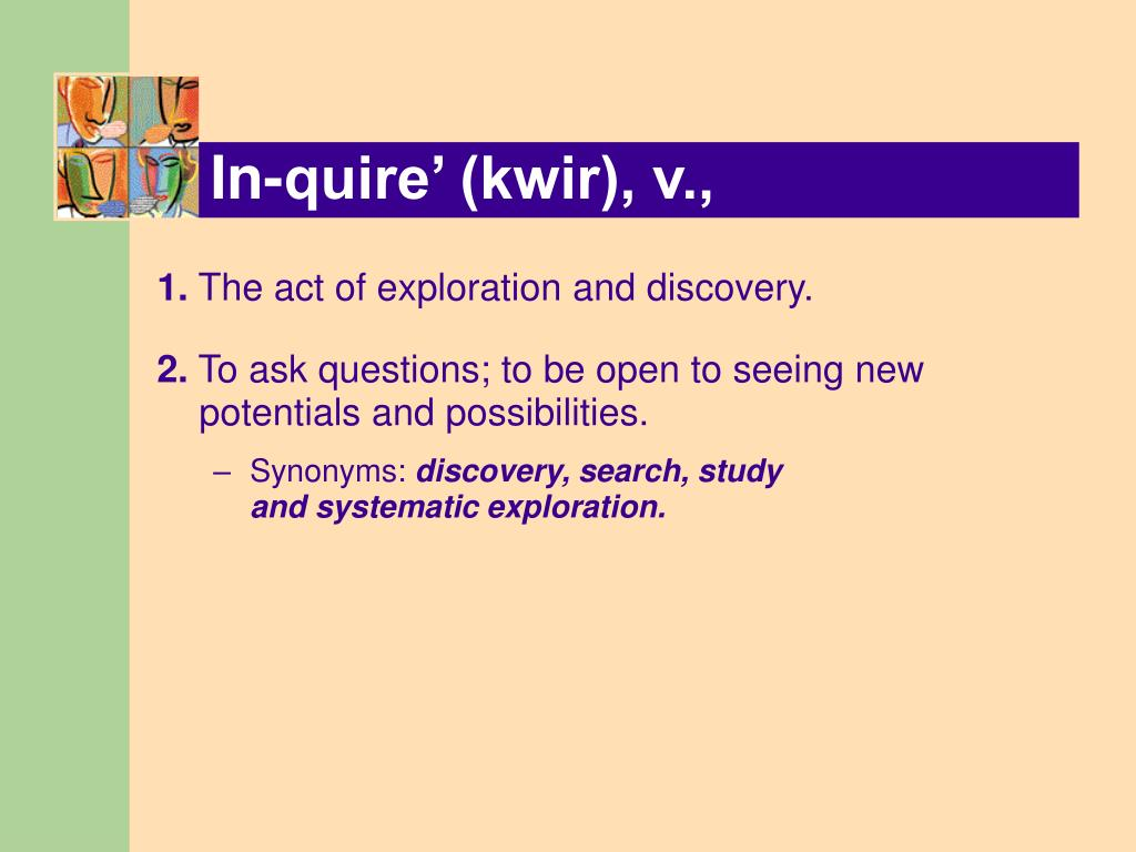 In-quire' (kwir), v.,