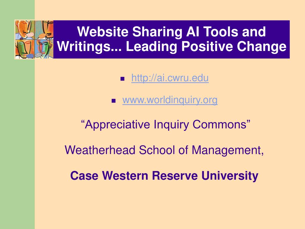 Website Sharing AI Tools and Writings... Leading Positive Change