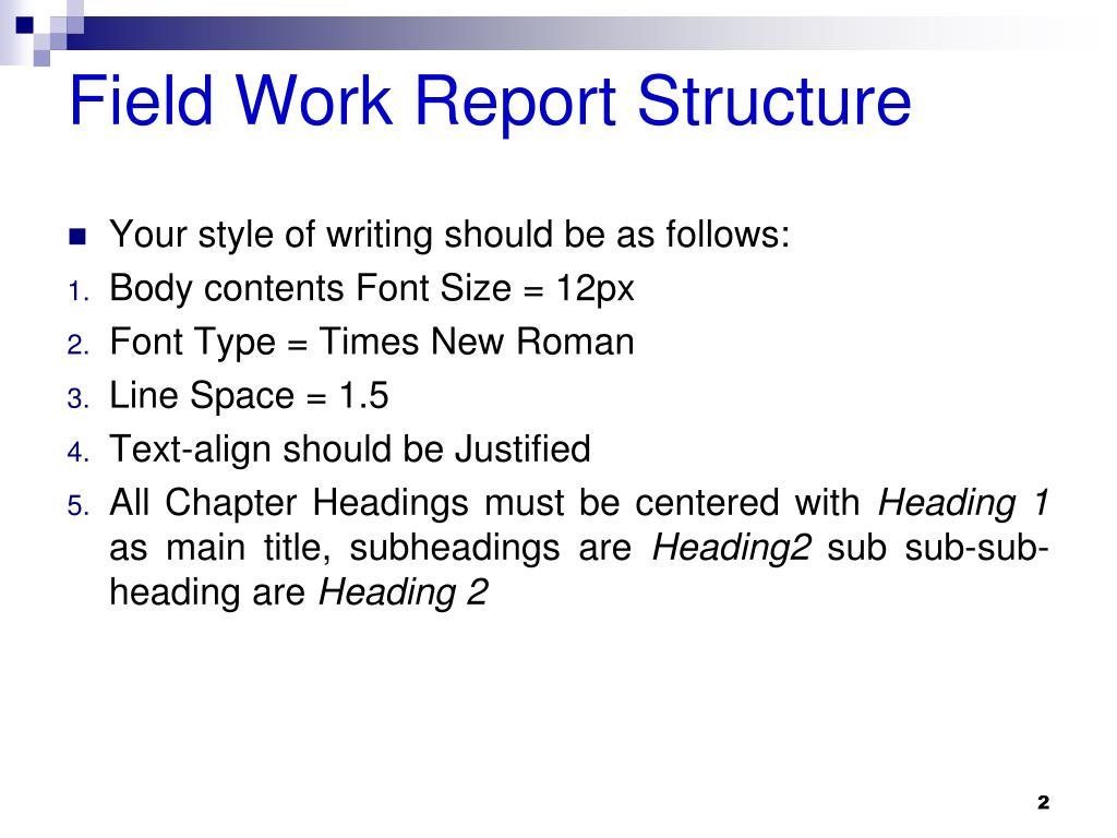 What is report writing and its types ppt to pdf