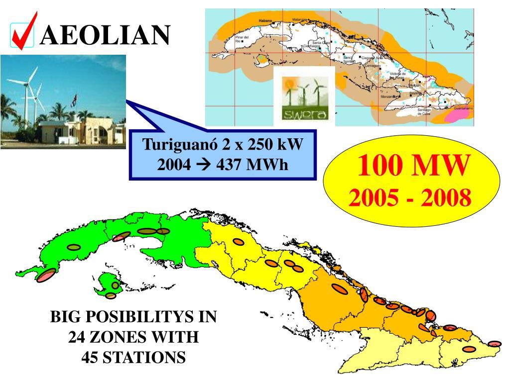 100 MW