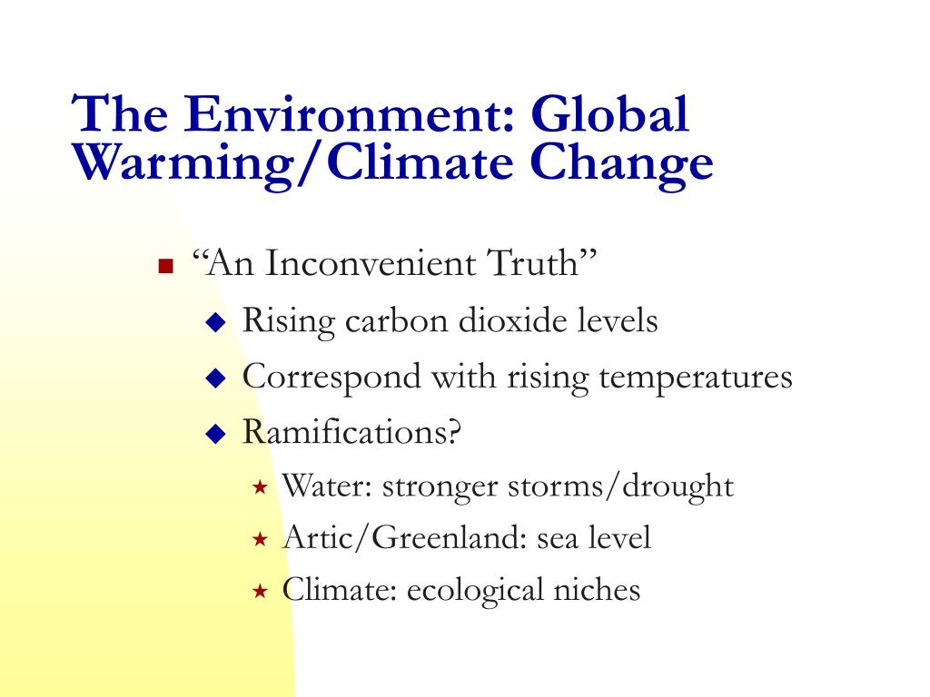 the environmental change and the collapse The subject of detrimental environmental change has received much attention in the news media for some time scientists, policy makers, and the public have become increasingly concerned about the threat that such change, if it continues unabated, poses for the future.