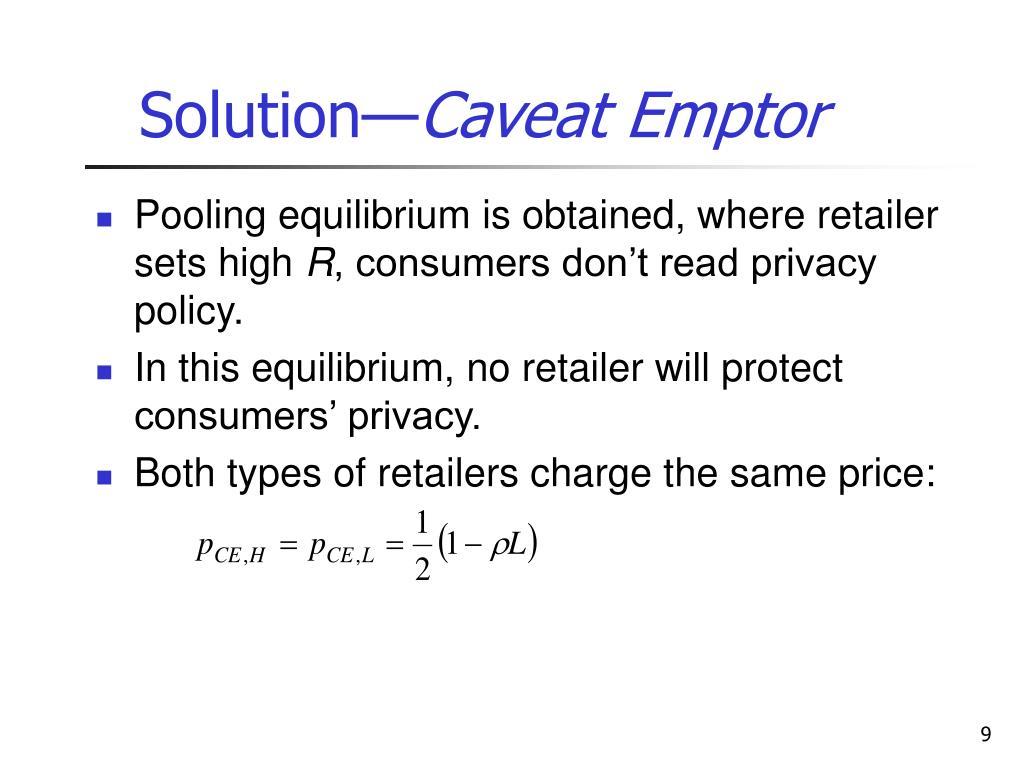 Solution—
