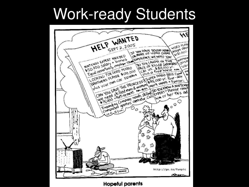 Work-ready Students
