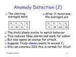 anomaly detection 240