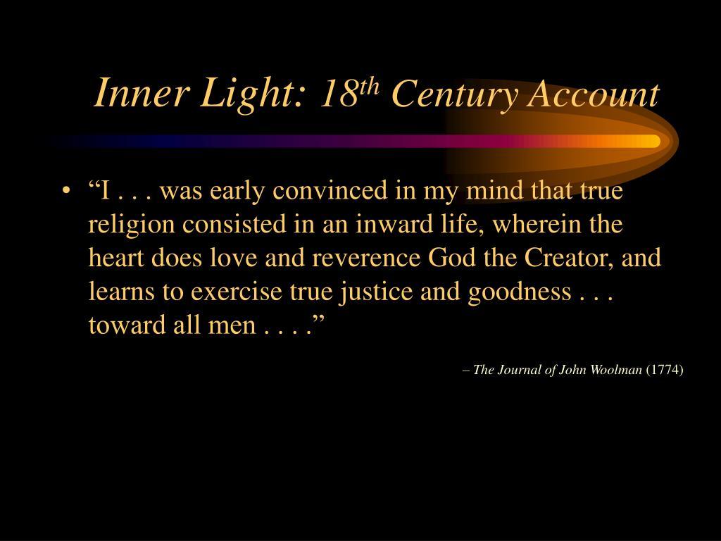 Inner Light:
