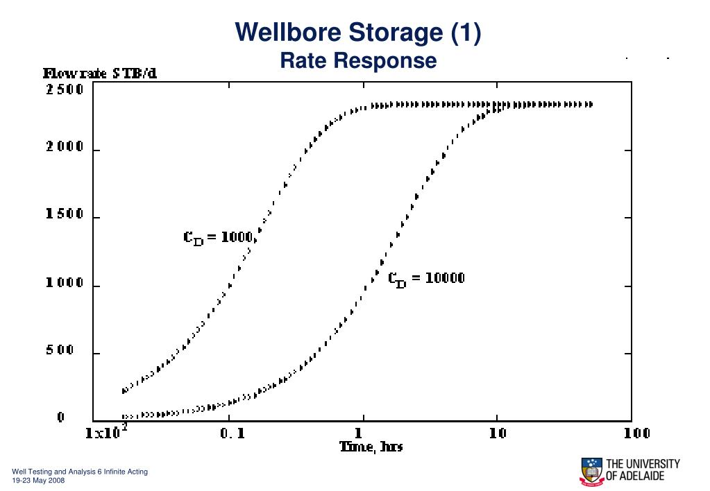 Wellbore Storage (1)