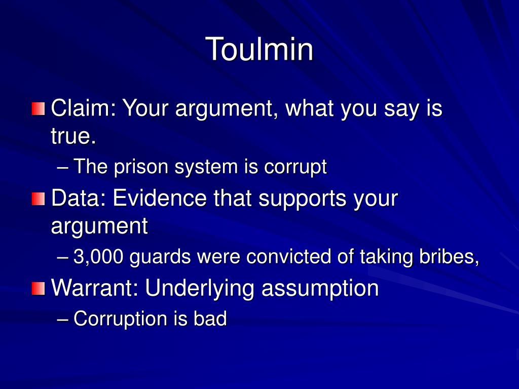 Toulmin
