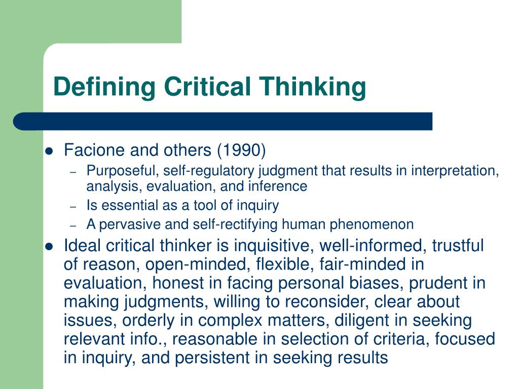 critical thinking lab for chapter 6