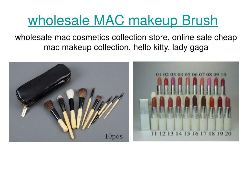 wholesale MAC makeup Brush