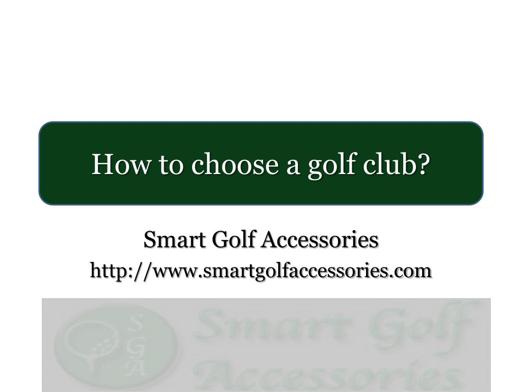 smart golf accessories http www smartgolfaccessories com