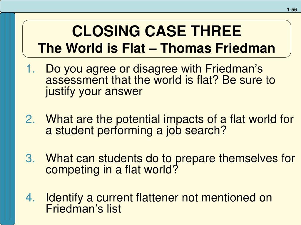 CLOSING CASE THREE