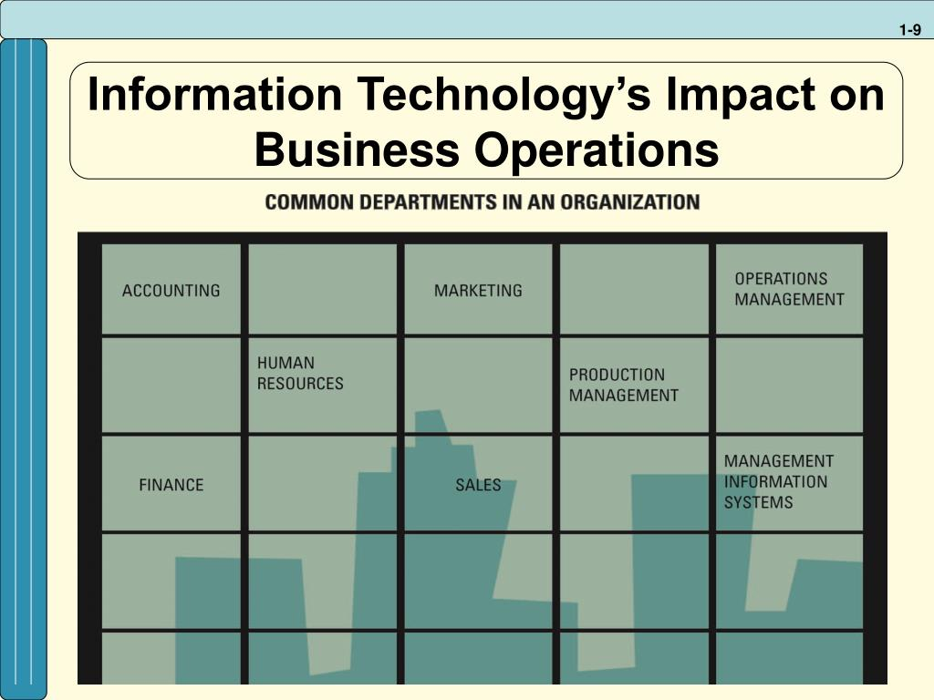 impact of information technology in organizations essay Information technology (it) is the application of computers and  in 1949, gustav  wagner established the first professional organization for health informatics in   not only does this technology reduce paper costs, it allows healthcare providers .