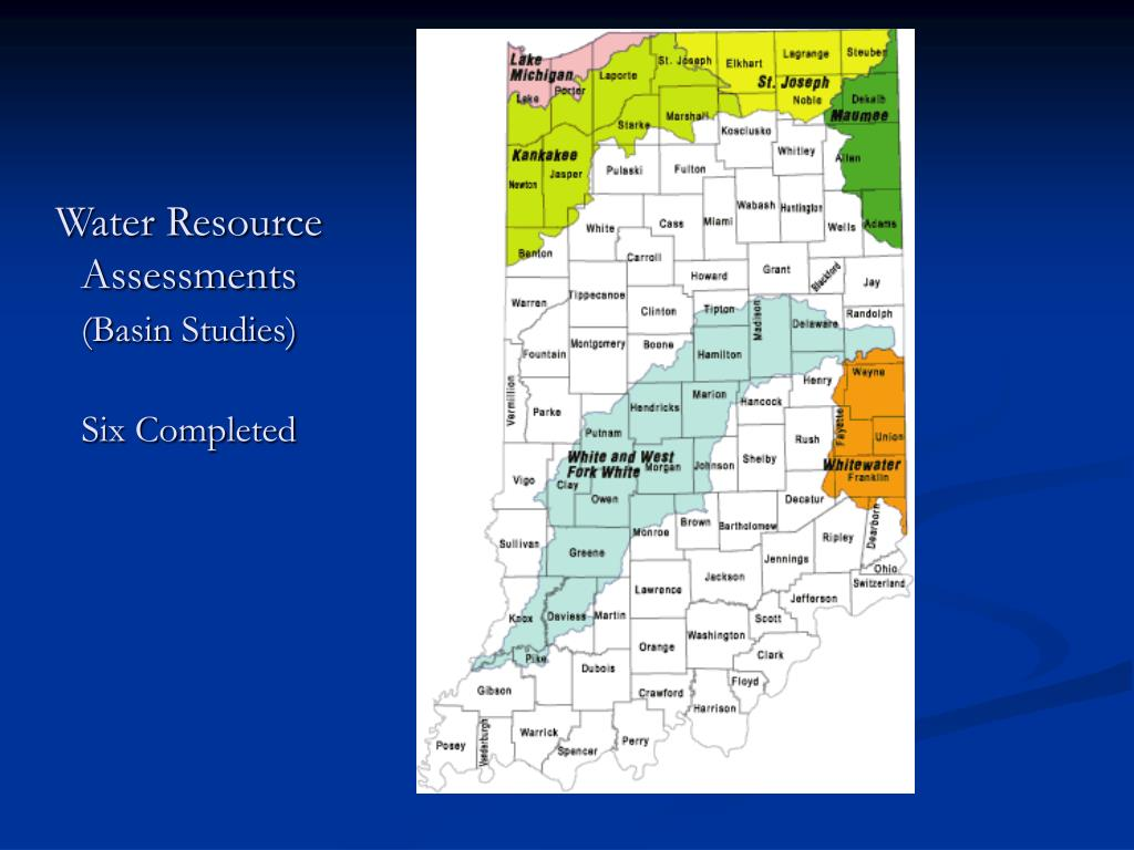 Water Resource Assessments