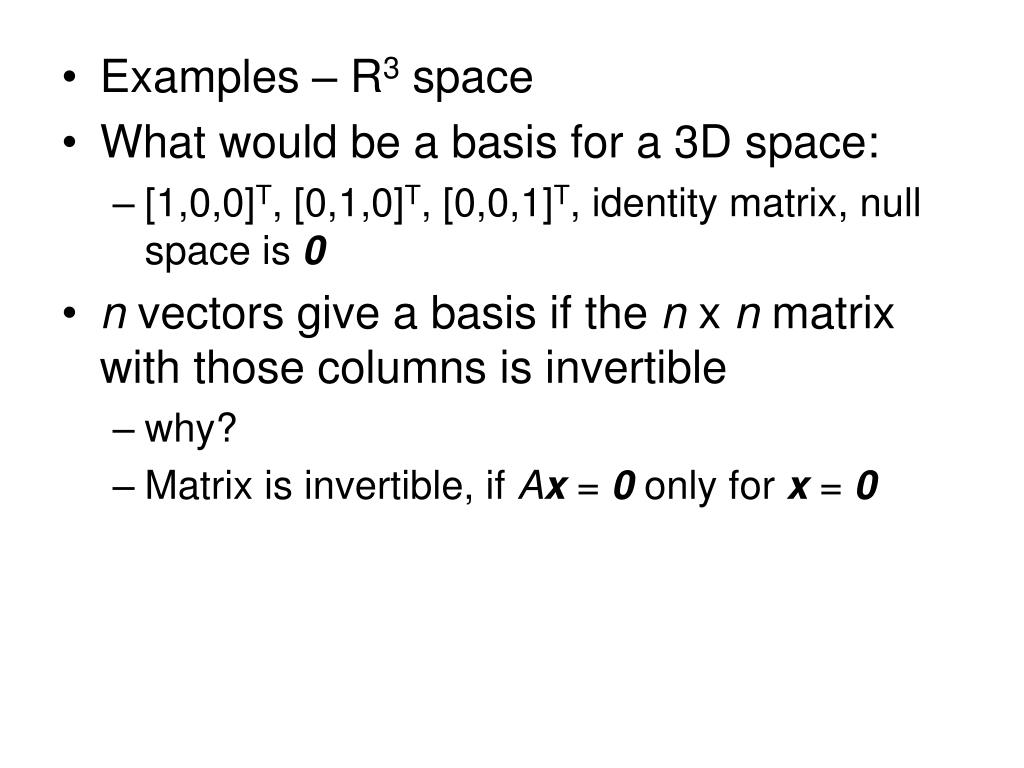 Examples – R